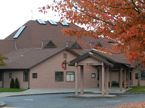 Trinity United Methodist Church in Sequim, WA