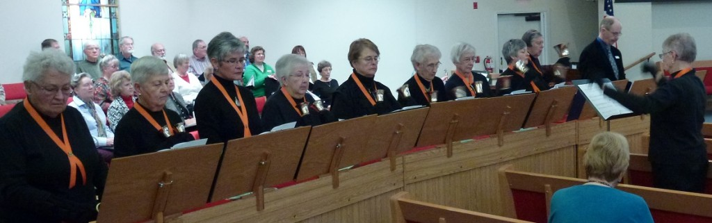 Trinity United Methodist Church Bell Choir