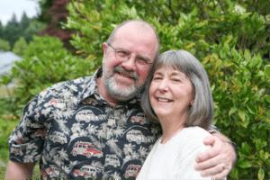 Brad and Dorothy Beeman