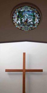 Trinity United Methodist Church altar